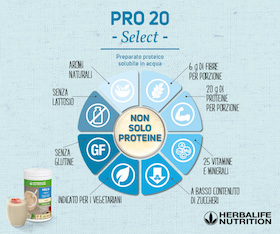 PRO 20 Select - Herbalife Nutrition